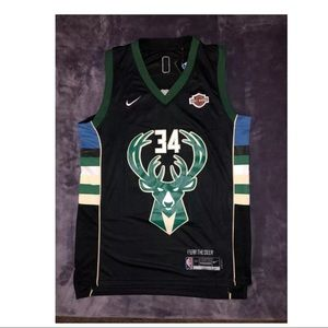 Giannis #34 Basketball Jersey! NWT